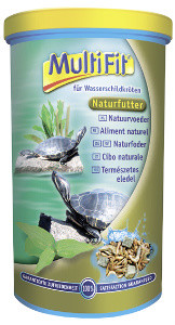 MultiFit természetes eledel teknősnek 1000ml