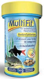 MultiFit haleledel fenéklakó halak részére 100ml