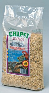 Chipsi Extra alom hüllőknek 10 L