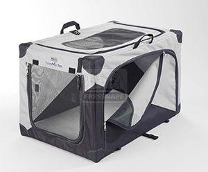AniOne szállítóbox texti Traveller S 61x43x45 c