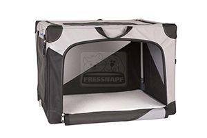 AniOne szállítóbox texti Traveller M 76x48x50 cm