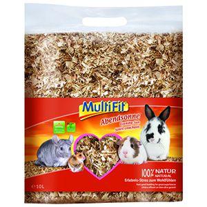 MultiFit alom kisemlősöknek Erdei illat 10l/900g