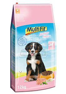 MultiFit maxi junior kutya szárazeledel 12kg