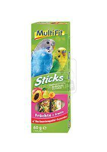 MultiFit Sticks törpepapajájoknak gyümölcsös 2x30g