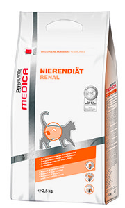 PetBalance Medica vesekímélő cica diétás szárazeledel 2,5kg