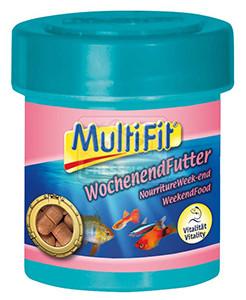 MultiFit haleledel 50ml weekend