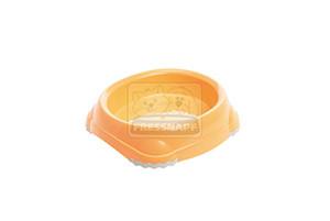 AniOne etetőtál műanyag narancssárga 210ml