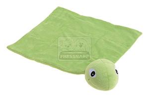 AniOne cica takaró teknős forma zöld 30x30cm