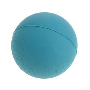 fit+fun kutyajáték labda szivacs kék 6cm