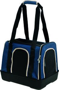 AniOne kutyaszállító táska kék 42x35x32
