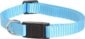 AniOne cica nyakörv nylon kék 19-30 cm