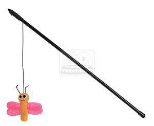 AniOne cicajáték bot lepke figura 40 cm