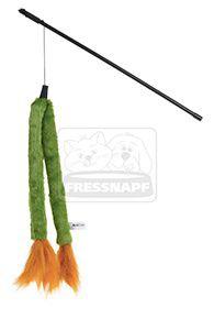 AniOne cicajáték bot három láb, toll 40 cm