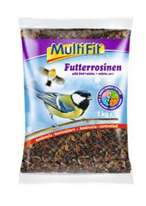 MultiFit vadmadár mazsolaeleség 1kg