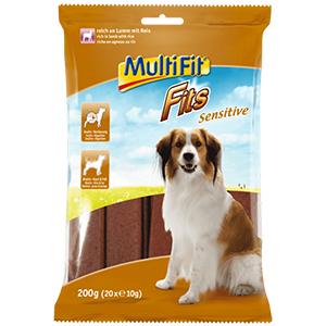 MultiFit Fits Sensitive kutya snack 200g