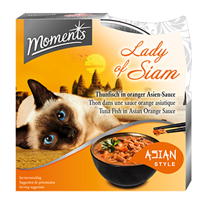 MOMENTS tálka Lady of Siam tonhal 55g