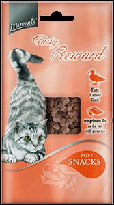 MOMENTS snack Tasty Reward kacsa 2x15g
