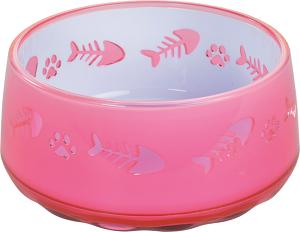 AniOne akril etető Yummy pink 350 ml