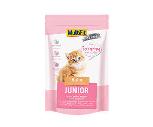 MultiFit It's me junior csirke 750g