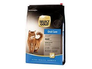 SELECT GOLD Oral Care adult szárnyas&lazac 3kg